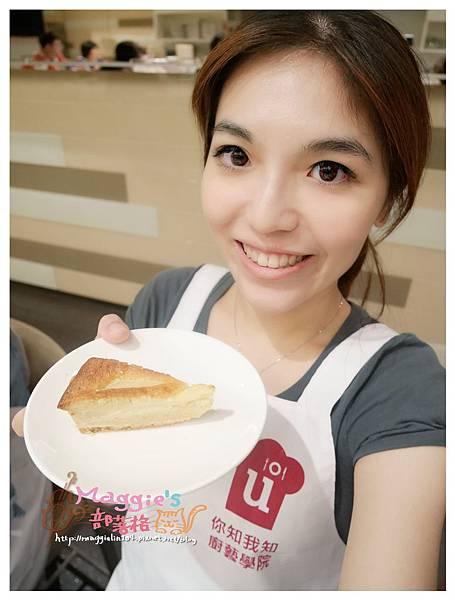 你知我知廚藝學院 深黑苦甜巧克力塔 (36).JPG