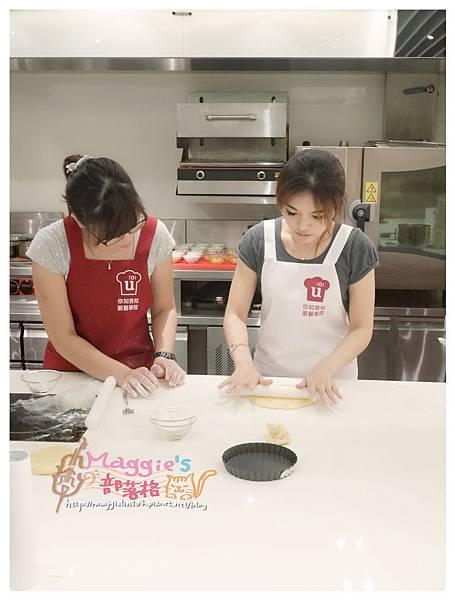 你知我知廚藝學院 深黑苦甜巧克力塔 (38).JPG