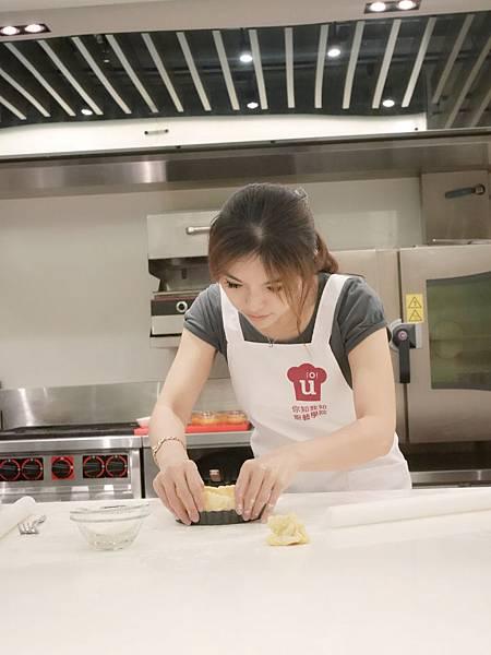 你知我知廚藝學院 深黑苦甜巧克力塔 (39).JPG