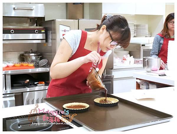 你知我知廚藝學院 深黑苦甜巧克力塔 (43).JPG