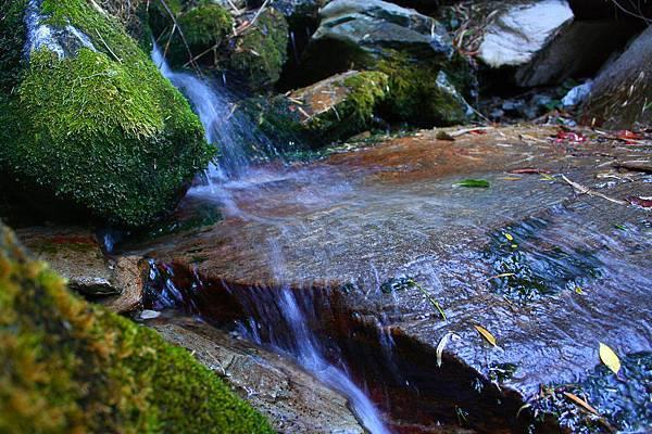 向陽山屋旁的小瀑布.jpg