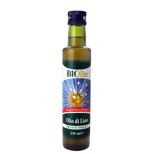 Blolio有機冷壓亞麻仁籽油