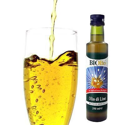 亞麻仁油 Flax Seed Oil
