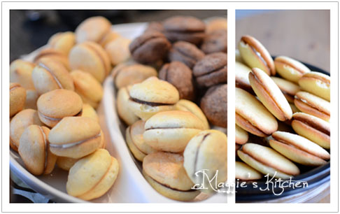 Taiwanese macarons