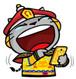 貓爪先生-皇上-大笑.JPG
