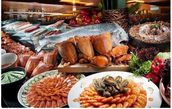 漢來海港自助餐廳-平日晚餐券