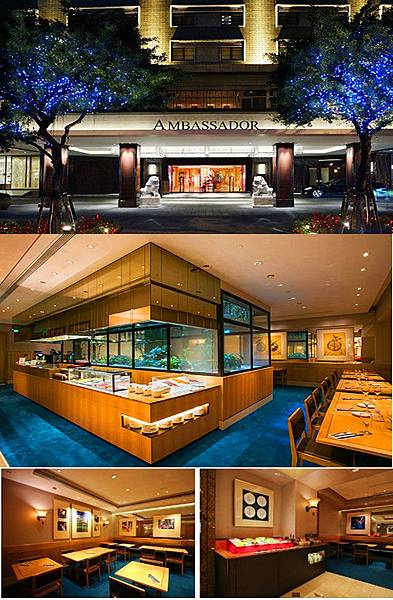 台北國賓大飯店明園西餐廳2