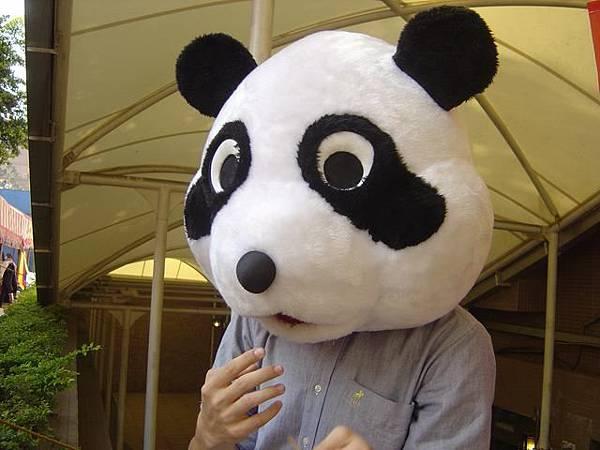 超可愛熊貓貓