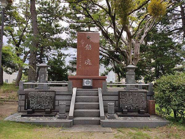 IMG_020和歌山縣護國神社-鎮魂碑..jpg