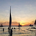IMG_039夕陽風帆(Sunset Sailing).jpg