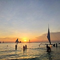 IMG_018夕陽風帆(Sunset Sailing).jpg