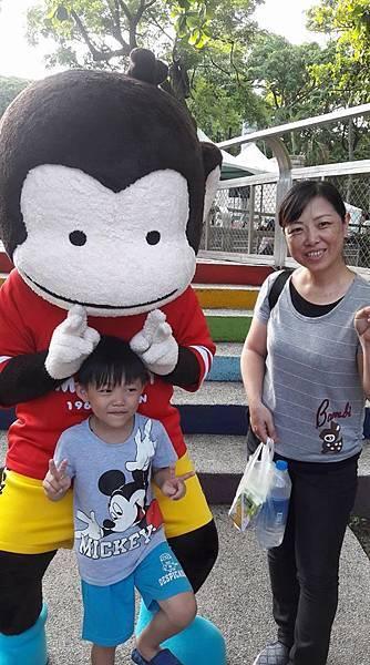 高雄操偶師#猴子大王人偶@夀山動物園 (1).jpg