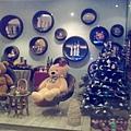 凱撒飯店大廳商店櫥窗