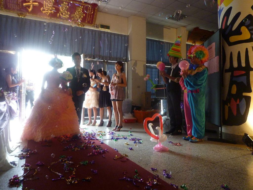 林黃府魔幻婚禮喜宴