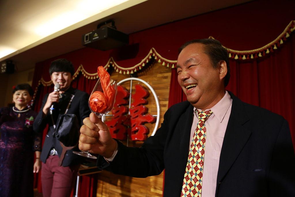 文祥&惠君婚禮魔術表演&小丑表演