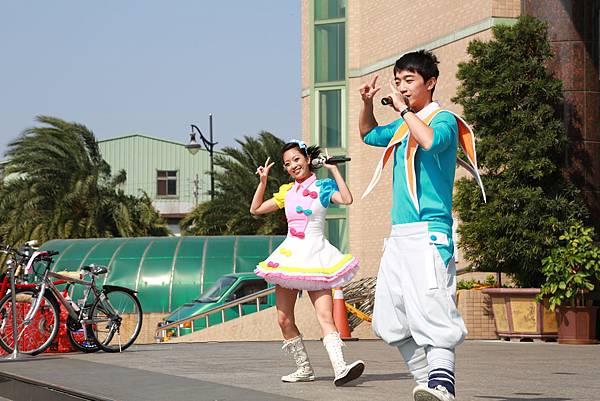 台中市婦女權益宣導活動魔術表演&小丑表演