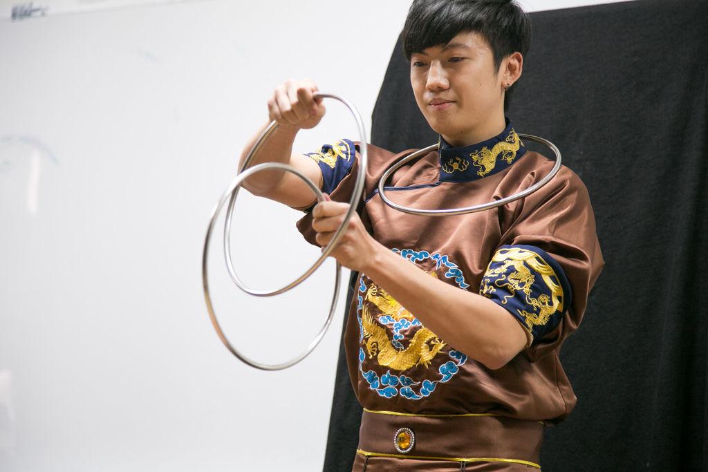 台灣3460地區扶親團年會魔術表演