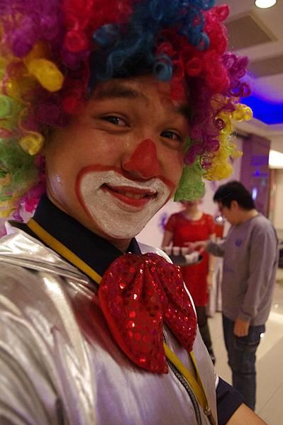 伯佳機械公司尾牙魔術表演、氣球小丑、尾牙主持、會場佈置
