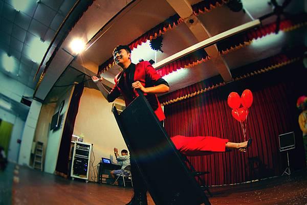 魔幻婚禮喜宴 - 魔術表演&氣球小丑&婚禮主持&婚禮企劃