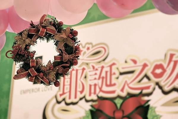 泰山集團聖誕節造勢活動(中友百貨魔術表演)