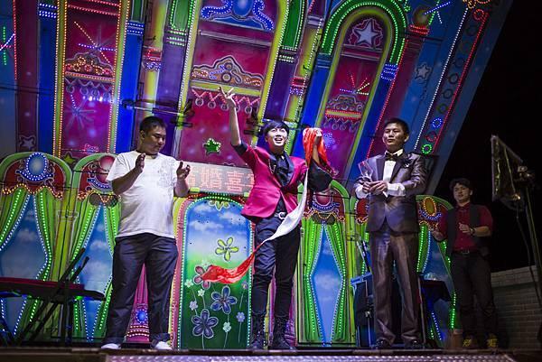 旻錠&琬鈞婚宴魔術表演、氣球小丑、婚禮佈置