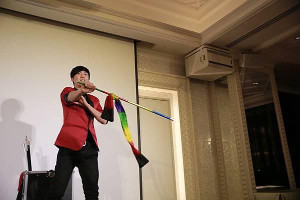 普林斯頓小學謝師宴魔術表演、氣球小丑