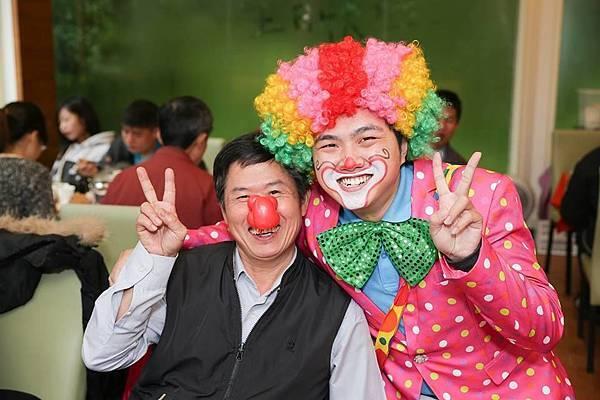 宜宸魔幻婚禮魔術表演、氣球小丑