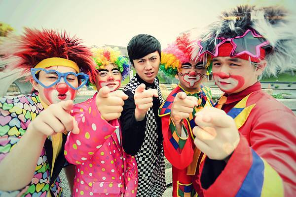 港區藝術中心兒童節小丑魔術