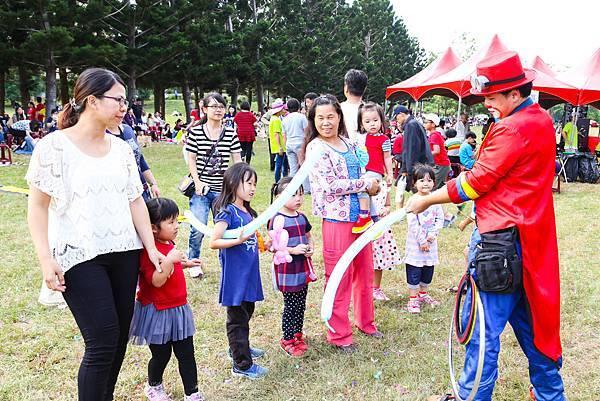 彰化-寶山校區-秀傳醫院家庭日氣球小丑