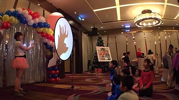 台北生日派對說故事姊姊