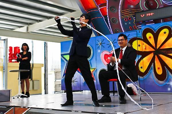 2017.01.21彰化-泰華家具尾牙魔術表演