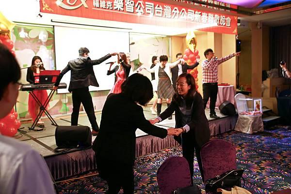 福維克樂智三人樂團、活動主持、魔術表演、會場佈置