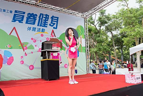 中龍鋼鐵活動主持、魔術表演、人入氣球、魔幻泡泡秀