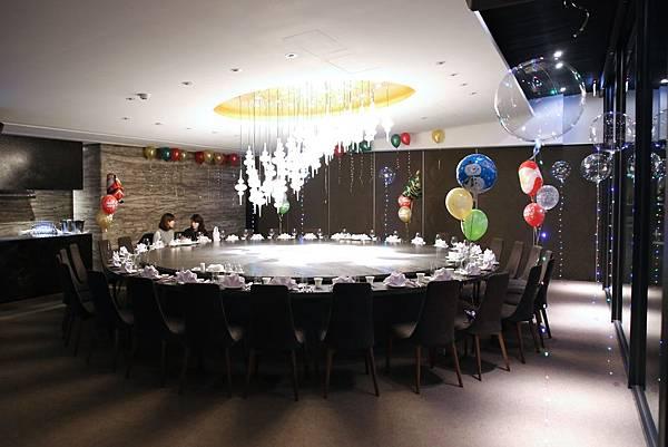 与月樓生日派對魔術表演、人入大氣球、氣球小丑