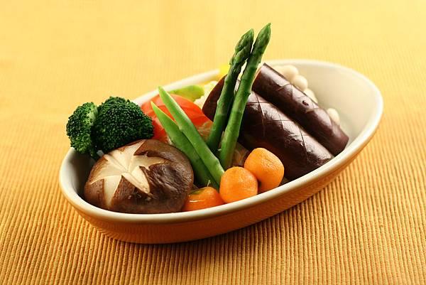 綜合季節蔬菜