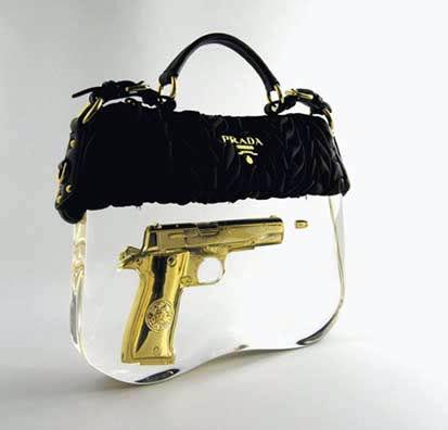 Lethal Gold Gun Handbag.jpg