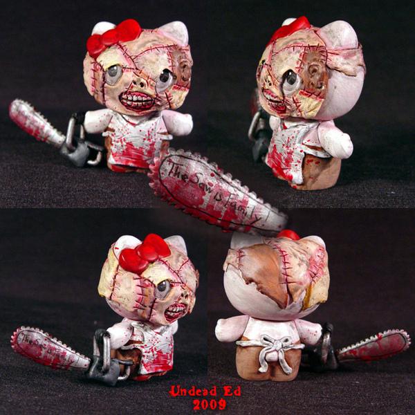 Hello Evil Kitty 7 LEATHERFACE.jpg