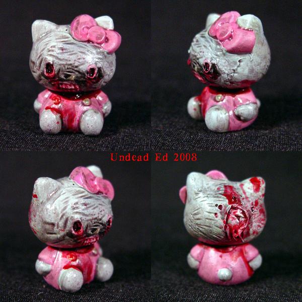 Zombie Hello Kitty BRAINS ooak.jpg