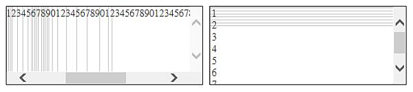 IE Scrollbar Bug
