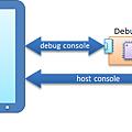 Host vs Debugger