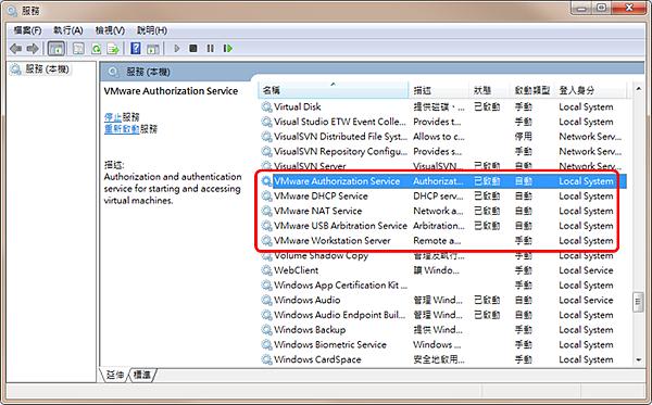 VMware Servies