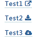 embedded web font