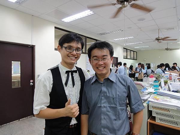 本次邀請我的教學組長.JPG