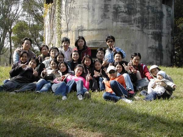 第11梯學生_省農會牧場