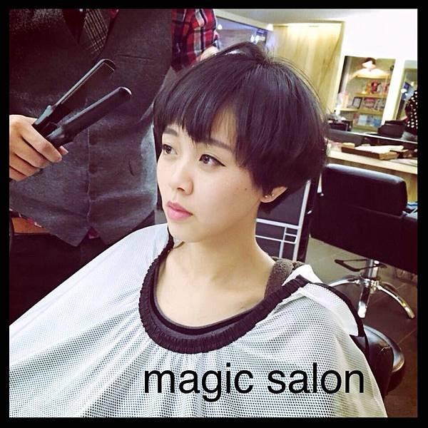 台北東區剪髮小隆.個性又帶有靈氣的髮型