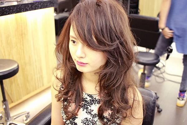 台北剪髮.東區染髮