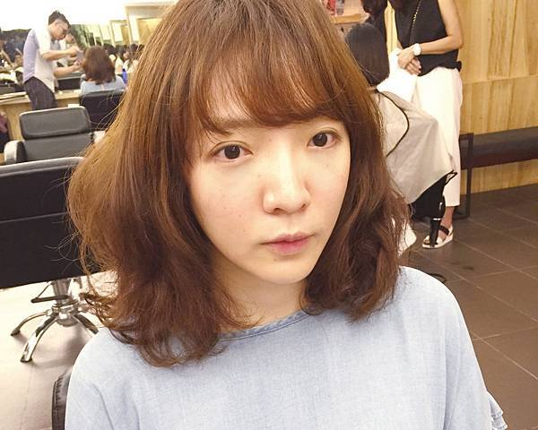 台北東區燙髮剪髮