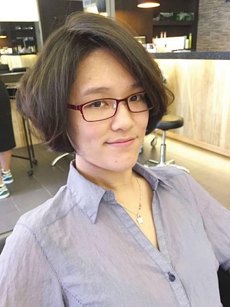 東區剪髮小隆