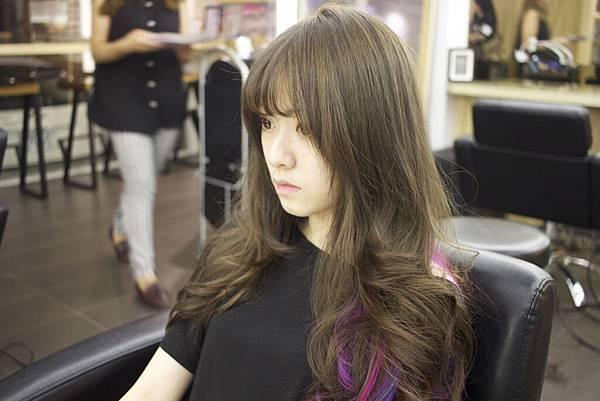 台北剪髮染髮