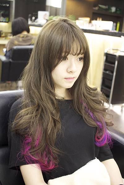 台北東區染髮剪髮